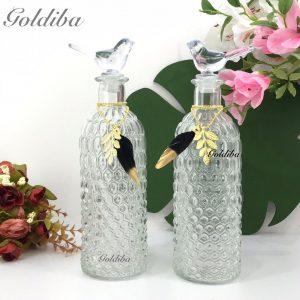 بطری مدل پرنده مایا هوم