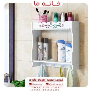 شلف دیواری حمام تنسو