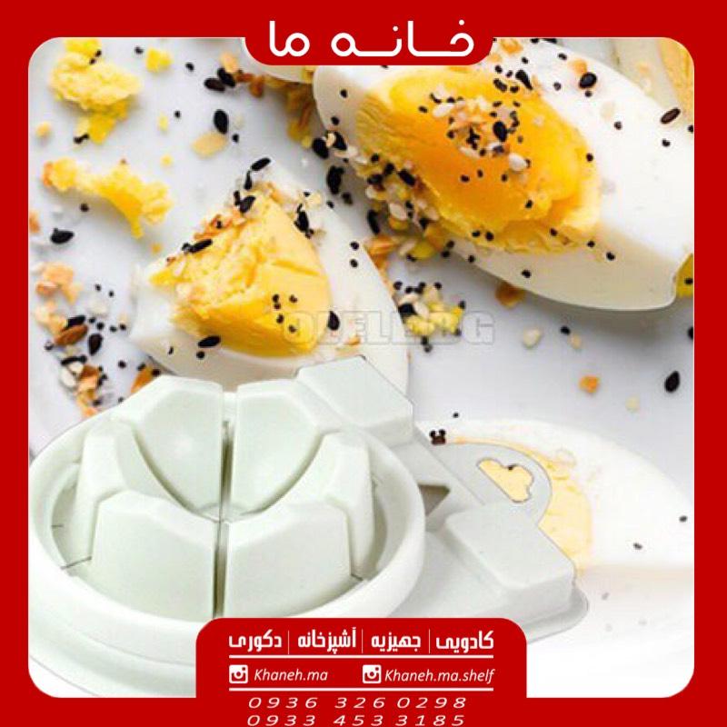 اسلایسر تخم مرغ