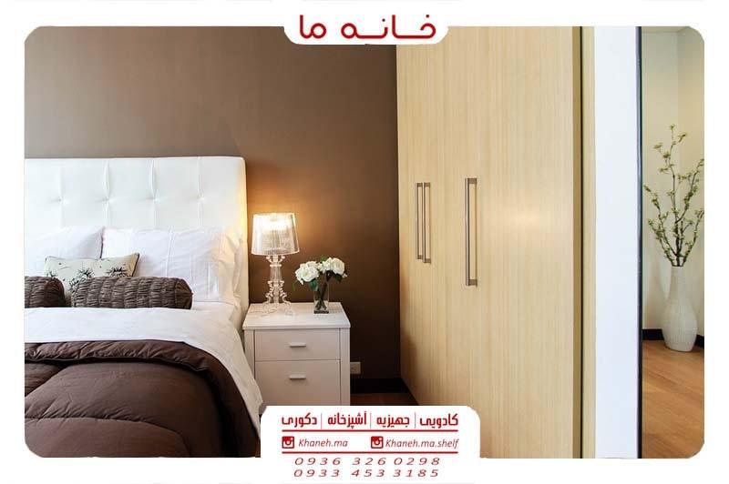 تزئین دکوراسیون اتاق خواب