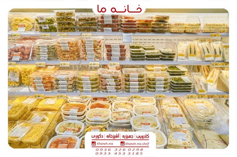 تاریخچه ی بسته بندی مواد غذایی در ایران