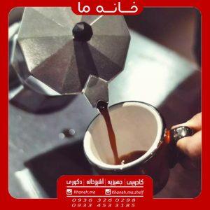 قهوه جوش مدل اسپرسو ساز