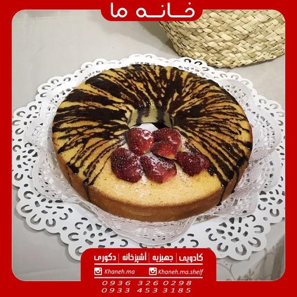 کیک پز برقی مهیا مهر مدل 1148