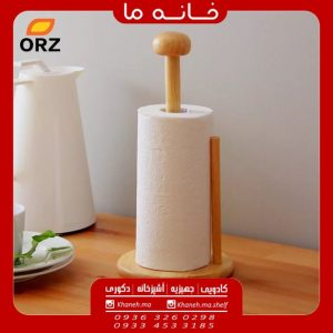 پایه دستمال کاغذی طرح رایکا