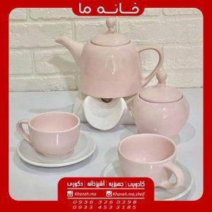 سرویس چای خوری 9 پارچه ترنج