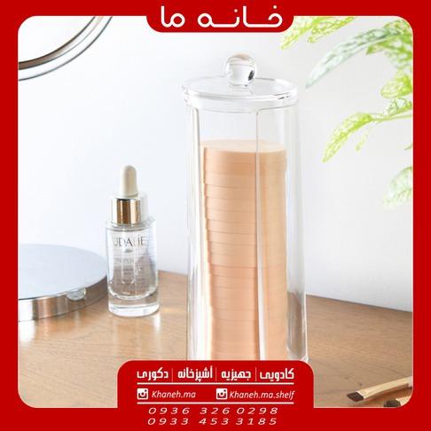 جای پنبه و جواهر اکرولیک